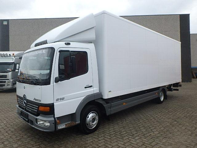 mercedes benz atego 818 manual lift box truck from netherlands rh truck1 eu Atego Transmission Clutch atago manual