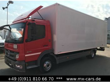 Box truck Mercedes-Benz Atego 822 L Möbel Koffer 7,2 m lang No: 818-01