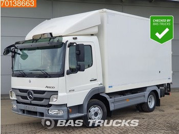 Mercedes-Benz Atego 916 4X2 Manual Ladebordwand Euro 5 - box truck