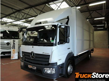Mercedes-Benz Atego Neu Verteiler 1224 L Active Brake Assist  - box truck