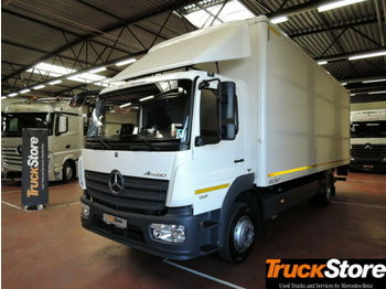 Mercedes-Benz Atego Neu Verteiler 1321 L Brake-Assist ABS/ASR  - box truck