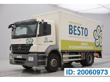 Mercedes-Benz Axor 1824L - box truck