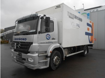 Box truck Mercedes-Benz Axor 1828 - full steel -