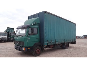 Mercedes-Benz SK 1117 (BELGIAN TRUCK IN PERFECT CONDITION) - box truck