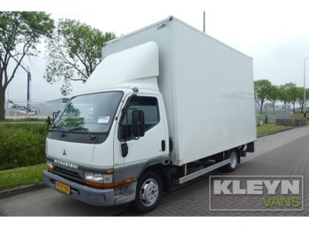 Mitsubishi Canter - box truck