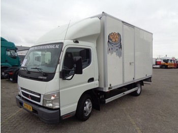 Box truck Mitsubishi Canter 3C13 + Manual + Airco
