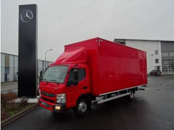Box truck Mitsubishi Fuso Canter 9C15 Koffer + LBW 4.530kg NL Euro 6