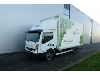 Nissan CABSTAR 45.15 4X2 BOX TAILLIFT MANUAL EURO 5  - box truck