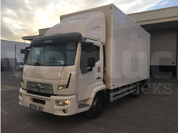 RENAULT GAMA D 7.5 180 E6 - box truck