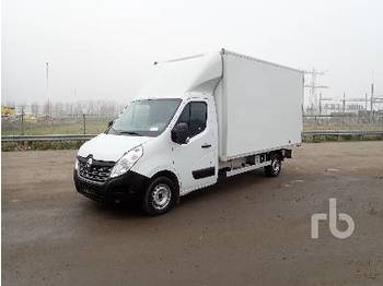 RENAULT MASTER 2.3DCI 4x2 - box truck