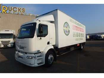 Renault 270 dci Midlum + Manual + Lift + 300.000KM - box truck