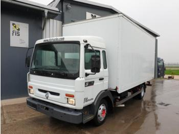 Renault MIDLINER S 135 4X2 box - PERFECT! - box truck