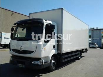 Box truck Renault MIDLUM 180.08