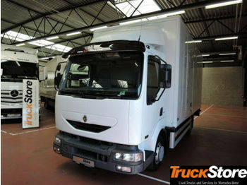 Renault MIDLUM 180 DCI Alukoffer ABS  - box truck