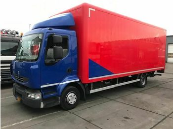 Box truck Renault MIDLUM 220.12 MEDIUM LIGHT