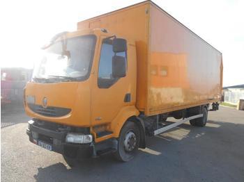 Box truck Renault Midlum 190 DXI