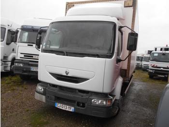 Box truck Renault Midlum 210
