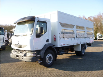 Box truck Renault Midlum 220 dxi 4x2 personnel carrier 40 seats