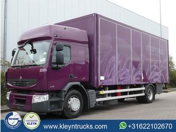 Box truck Renault PREMIUM 320 full side doors left