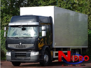 Box truck Renault PREMIUM 340.26 S 6x2 AIRCO ISOTHERM BOX LBW 3.5 TON