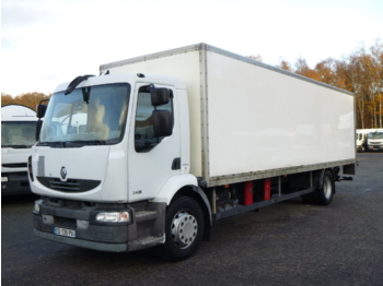 Box truck Renault Premium 240.18 dxi 4x2 closed box + taillift