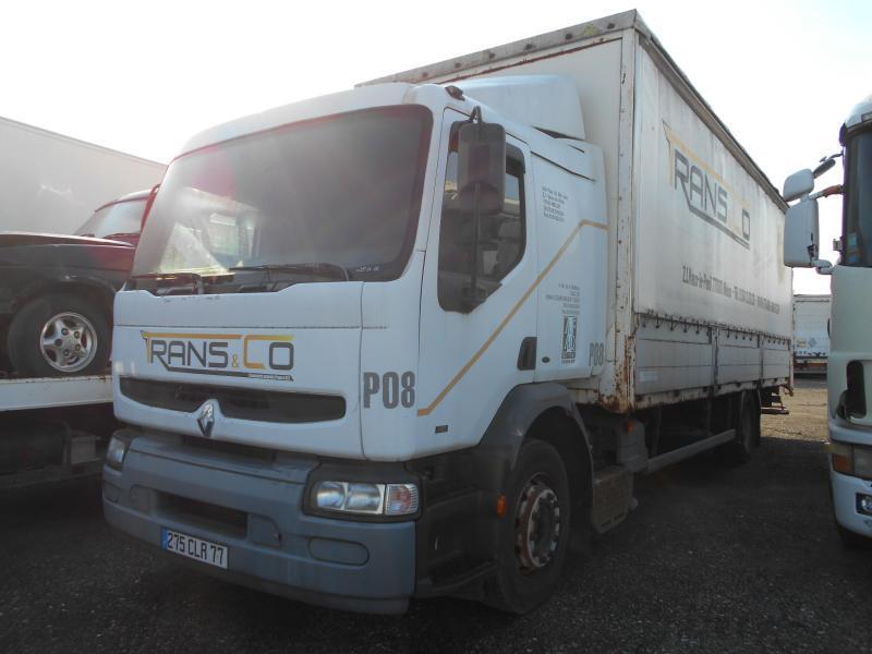 box truck Renault Premium 250