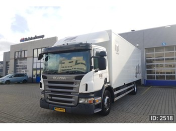 Scania P230 Day Cab, Euro 4, NL TRUCK - box truck