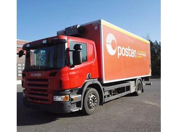 Box truck Scania P 230 Opticruise