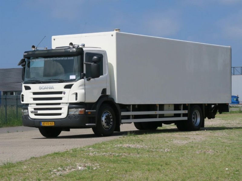 7887e2e4b8 Scania P 270 B 4X2 box truck from Netherlands for sale at Truck1