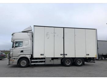 Box truck Scania R620 LB6x2MLB