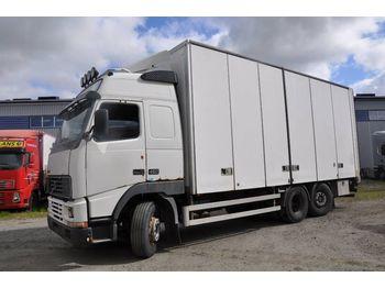 Box truck VOLVO FH12 460 6X2