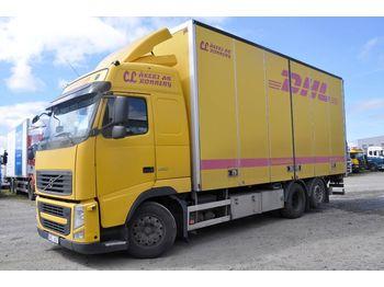 Box truck VOLVO FH 6x2