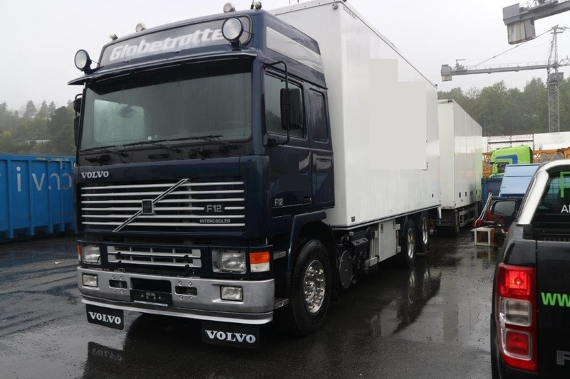 volvo f12 1991г-