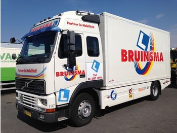 Box truck Volvo FH12 340 Closed Box Euro 2