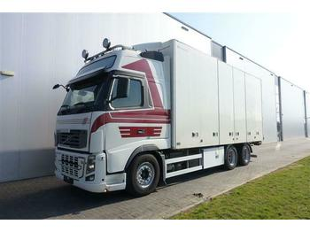 Box truck Volvo FH16.700 6X4 FULL OPEN SIDE RETARDER EURO 5
