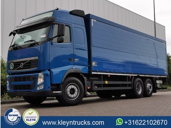 Box truck Volvo FH 13.420 6x2 eev side opening