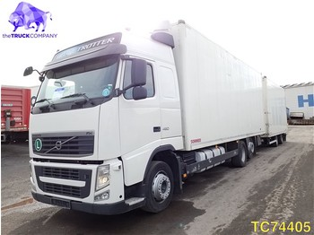 Box truck Volvo FH 13 460 Combi for clothes Euro 5