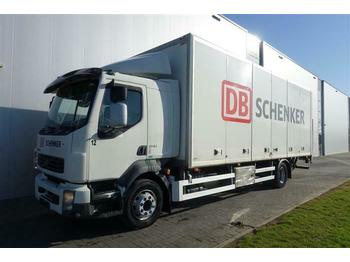 Box truck Volvo FL240 4X2 SIDE OPENING BOX MANUAL EURO 4