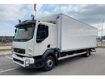 Box truck Volvo FL240 4x2 Closed box truck with liftgate
