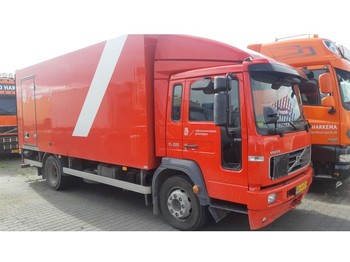 Box truck Volvo FL6 220 Closed box Full steel