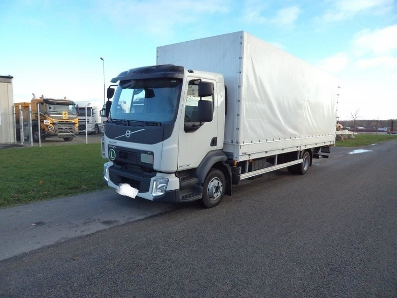 fl 210 Volvo FL 210 box truck from Norway for sale at Truck1, ID: 1737209