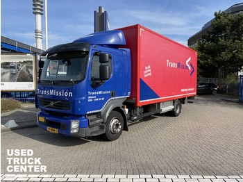 Box truck Volvo FL 240 4x2 Rigid Closed Box Euro 5: picture 1