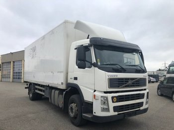 Volvo FM 9  380 Koffer mit Ladebordwand, Manual - box truck