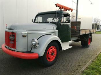 Volvo N86 / 389 C / VIKING / 4X2 / OLDTIMER /  FULL RE  - box truck