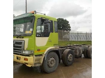 2004 Hino FY2 PULA - cab chassis truck