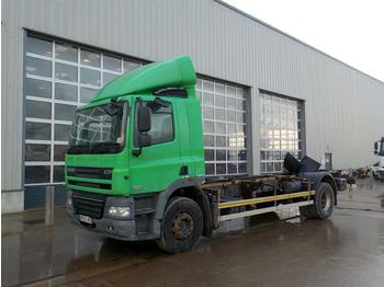 2013 DAF CF85.410 - cab chassis truck