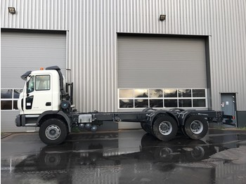 Cab chassis truck ASTRA HD8 6438 6x4 Chassis Cabine new unused!