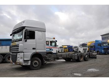 DAF 105 410T - cab chassis truck