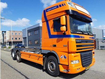 Cab chassis truck DAF 105 XF 460 SSC 6X2 Manual: picture 1