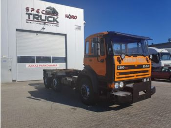 DAF 2300, Full Steel, 6x2 - cab chassis truck